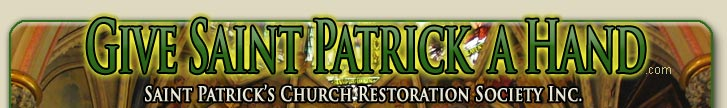 Saint Patrick's Church Restoration Society Inc.